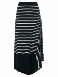 JW Anderson Infinity skirt - Blue