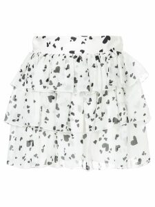 Macgraw Menage a Trois skirt - White