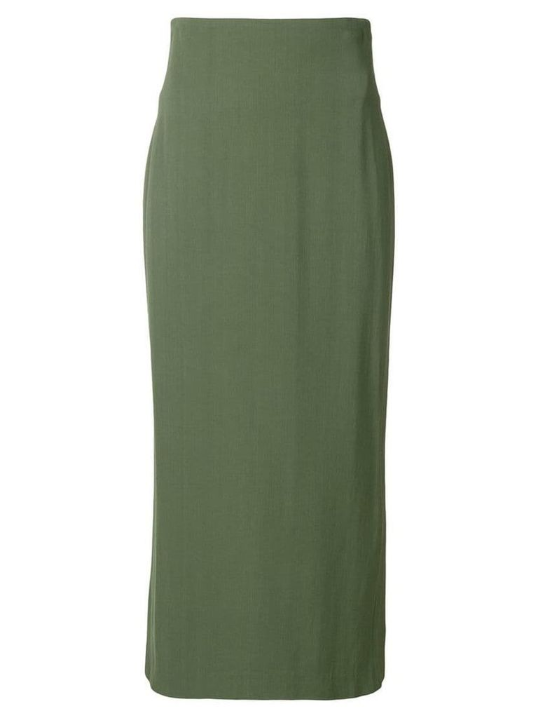 Noon By Noor Jenna pencil skirt - Green