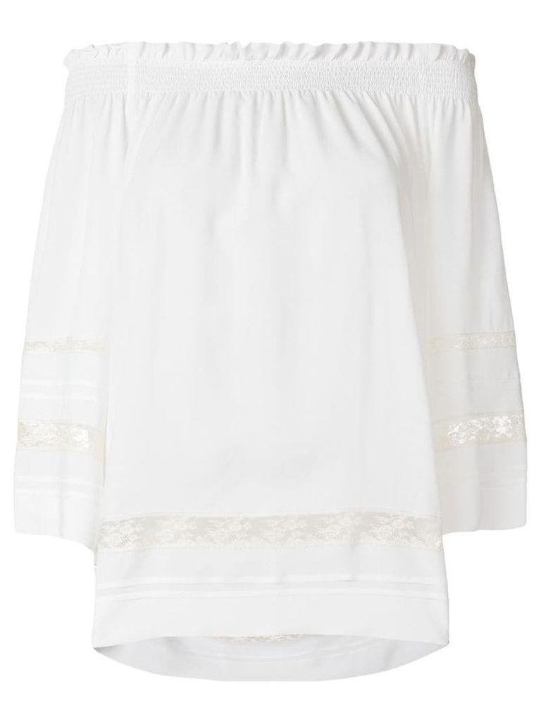 P.A.R.O.S.H. Angelica blouse - White