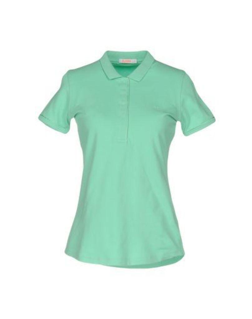 SUN 68 TOPWEAR Polo shirts Women on YOOX.COM