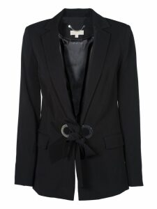 MICHAEL Michael Kors Lace-up Blazer