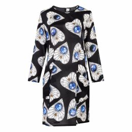 Louise Coleman - Planchette Silk LS Dress