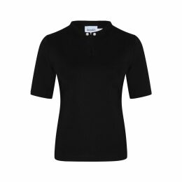 ADELINA RUSU - Silk Crêpe-De-Chine Shirt Dress
