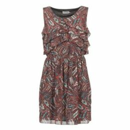 Molly Bracken  LOSHA  women's Dress in Brown