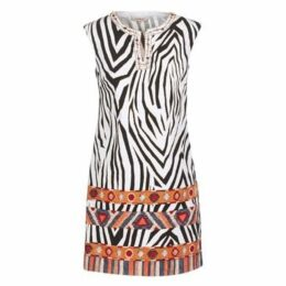 Derhy  APARTE  women's Dress in White