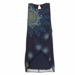 Desigual  PEKDEA  women's Dress in Blue
