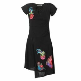 Desigual  POALEA  women's Dress in Black