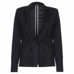 Anastasia  Summer Blazer Jacket  women's Jacket in Black