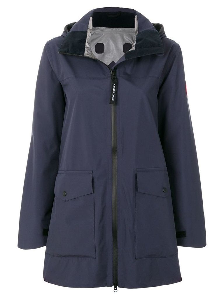 Canada Goose wolfville coat - Blue