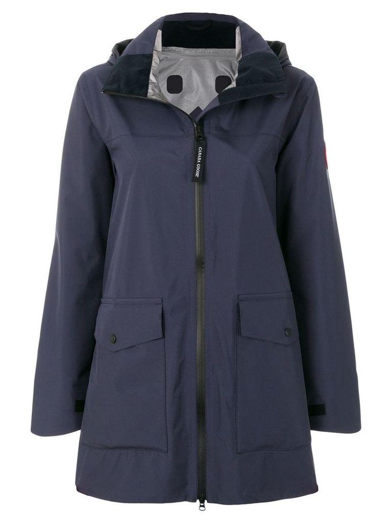 Canada Goose wolfville coat - Blue
