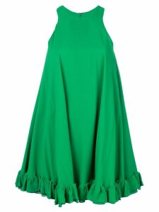 MSGM sleeveless swing dress - Green