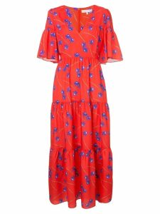 Borgo De Nor tiered maxi dress