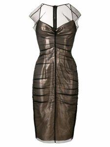 Tom Ford tulle dress - Black