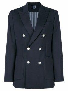 Max Mara Raid double-breasted blazer - Blue