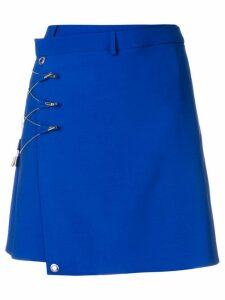 1017 ALYX 9SM rope trim skirt - Blue