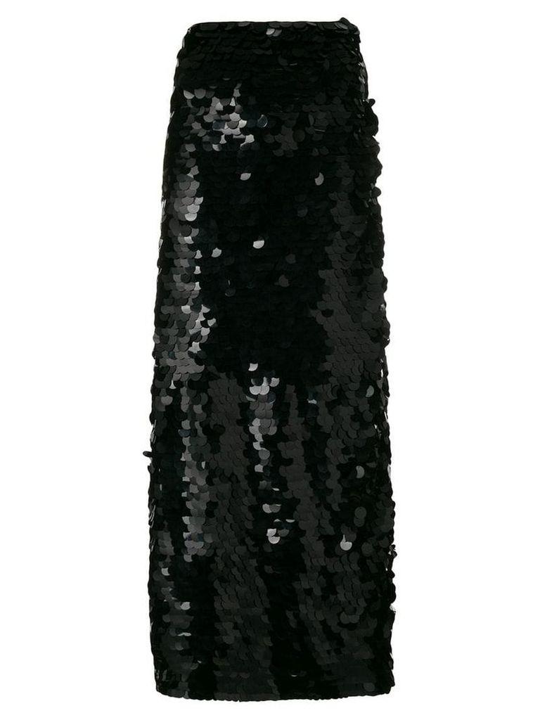 Natasha Zinko sequined skirt - Black