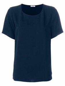 P.A.R.O.S.H. loose-fit crew-neck T-shirt - Blue