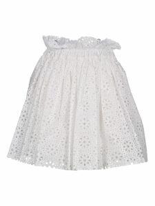 Msgm Msgm Lasered Skirt