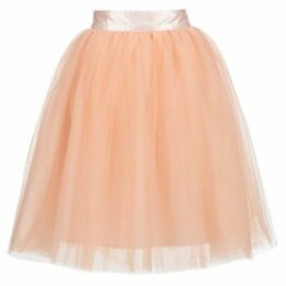Betty London  I-LOVA  women's Skirt in Orange