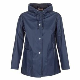Moony Mood  ILARO  women's Parka in Blue
