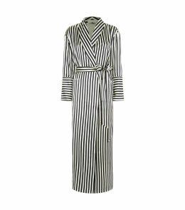 Capability Stripe Print Robe
