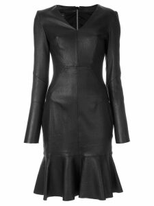 Talbot Runhof Pondwood2 dress - Black