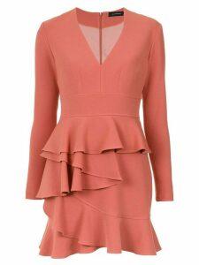 Olympiah Andes ruffled dress - Pink