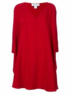 Gianluca Capannolo crepe dress - Red