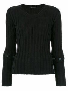 Uma Raquel Davidowicz Vitamina knit sweater - Black