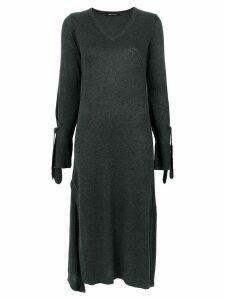 Uma Raquel Davidowicz Venda knit dress - Grey