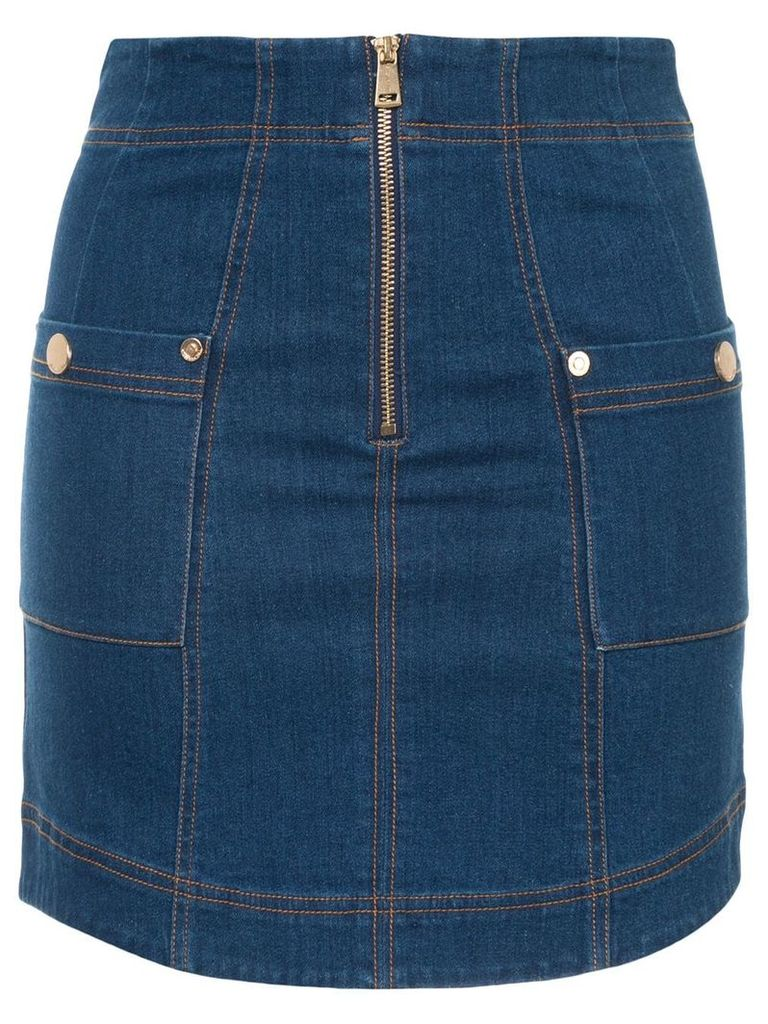 Alice Mccall Thinking About You skirt - Blue