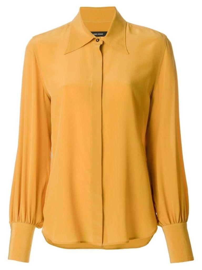 Isabel Marant Kolina shirt - Orange