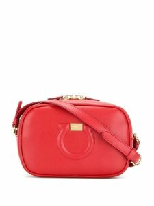 Salvatore Ferragamo Gancio City camera bag - Red