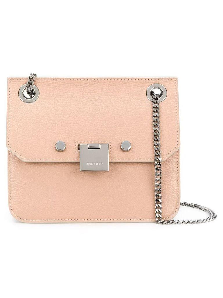 Jimmy Choo mini Rebel crossbody bag - Pink