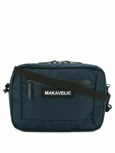 Makavelic Trucks Bilayer pouch bag - Blue
