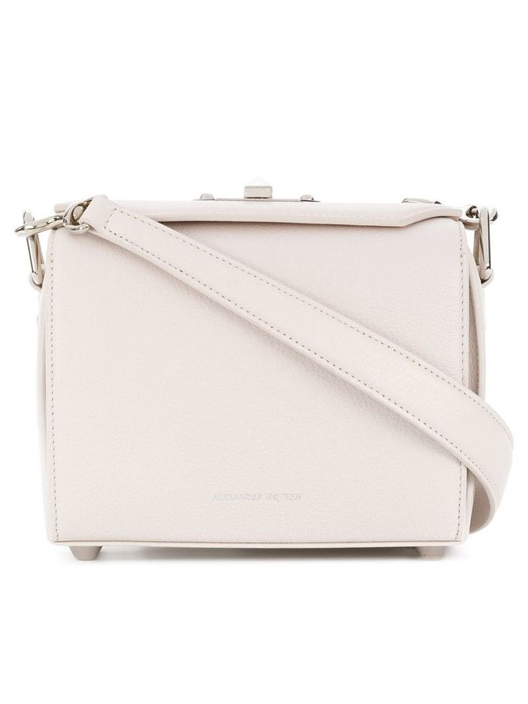Alexander McQueen Box bag - Neutrals