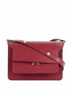 Marni Trunk shoulder bag - Red