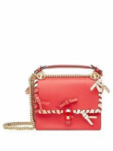 Fendi Kan I Small shoulder bag - Red