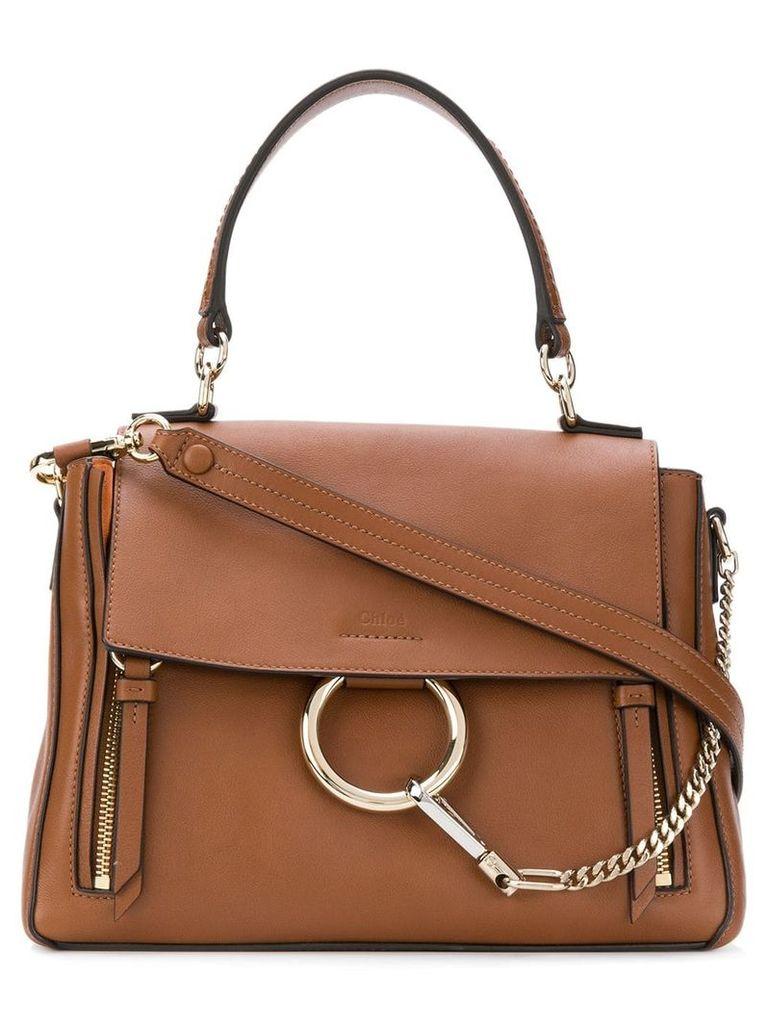 Chloé medium Faye day bag - Brown