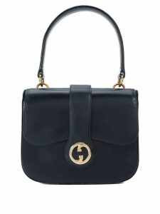 Gucci Pre-Owned Kelly Style flap bag - Blue