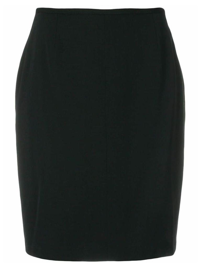 Jean Paul Gaultier Vintage straight straight - Black