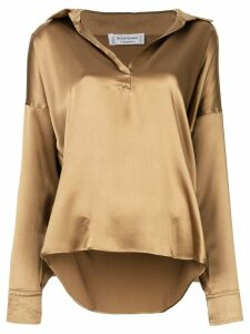 Yves Saint Laurent Pre-Owned fluid top - Neutrals