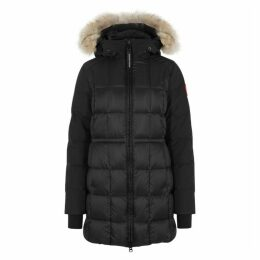 Canada Goose Beechwood Fur-trimmed Shell Coat