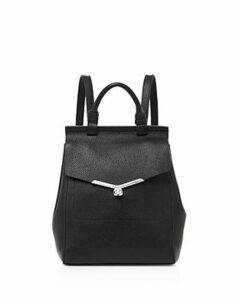 Botkier Vivi Pebbled-Leather Backpack