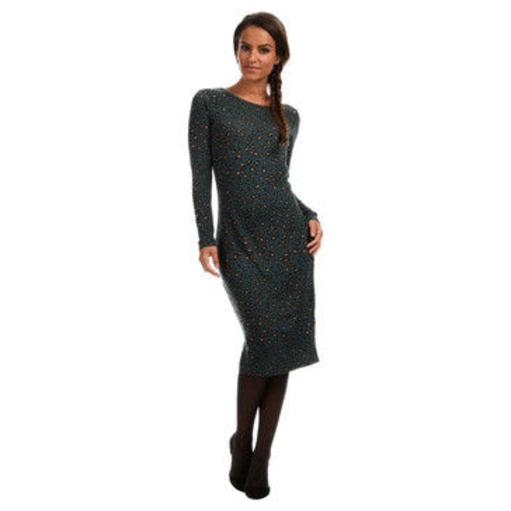 Madam Rage  Long dress  women's Long Dress in Green