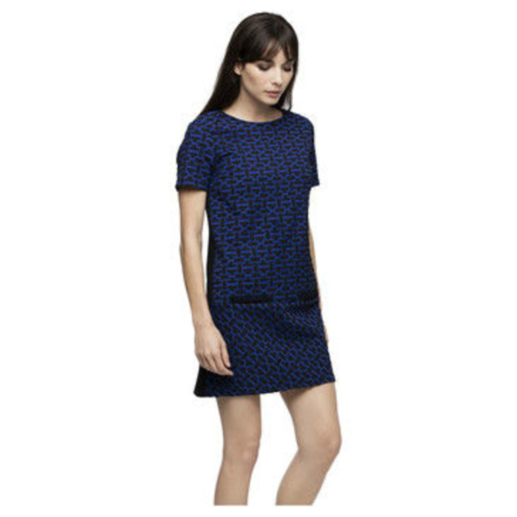 Dioxide  Dress  women's Dress in Blue