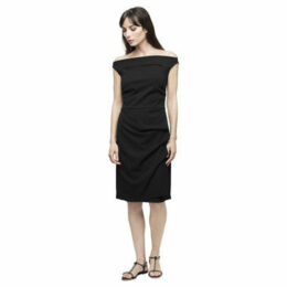 Dioxide  Dress  women's Dress in Black