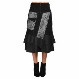 S Quise  Skirt  women's Skirt in Black