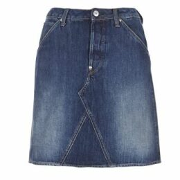 G-Star Raw  5622 CUSTOM A-LINE SKIRT  women's Skirt in Blue